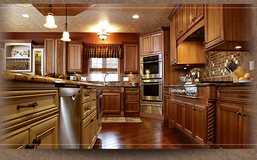 new kitchen counter and cabinets from Nutop, Dover, MA